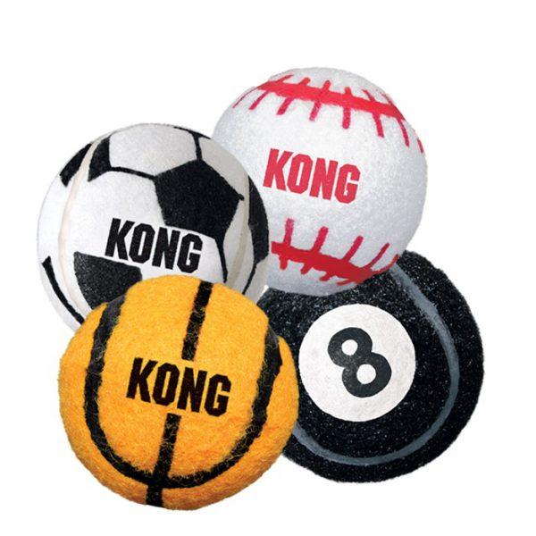 """Sport Balls Medium 2.5"""" 3 pack-0"""