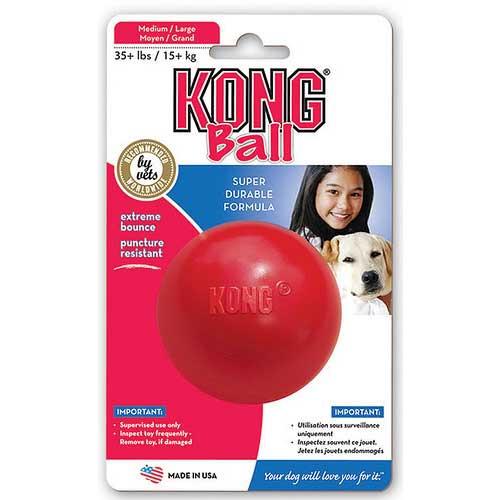 "Ball Medium / Large 3"" 2 pack-0"